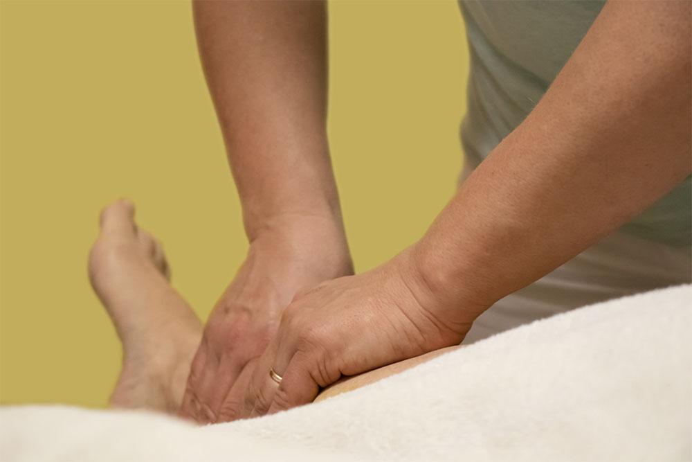 refleksna masaza stopal