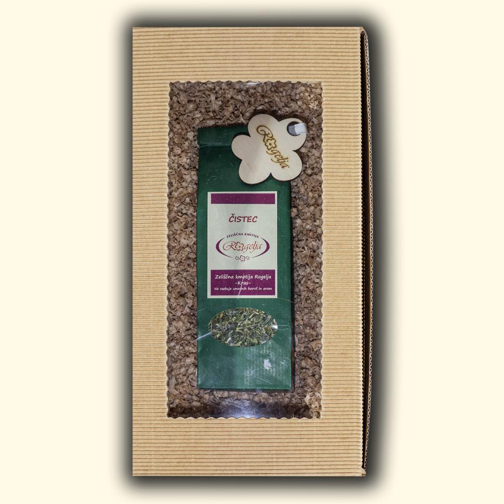 Čajni darilni paket